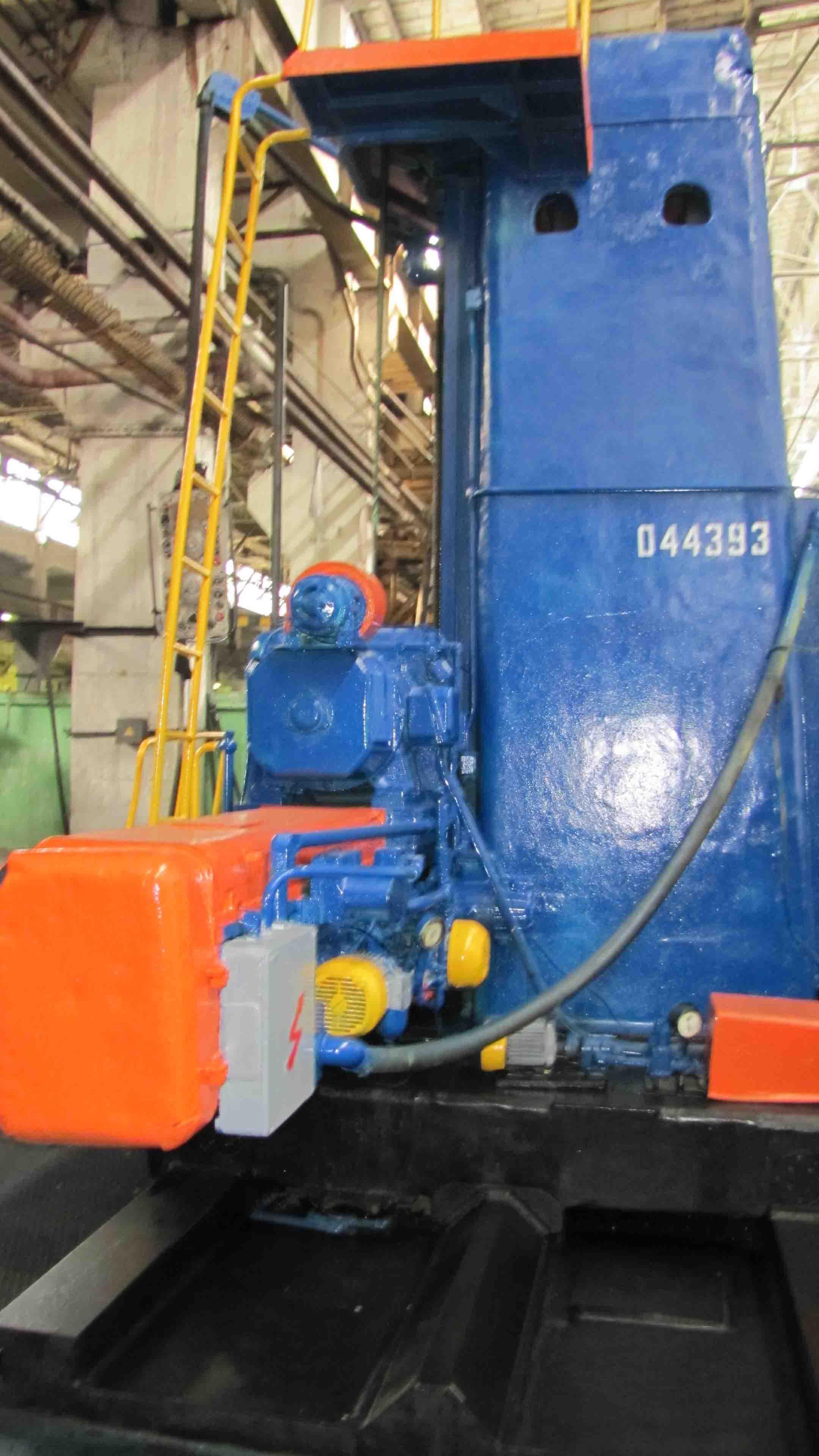 Horizontal Boring Machine Ryazan 2652 - Baltic Region Machinery